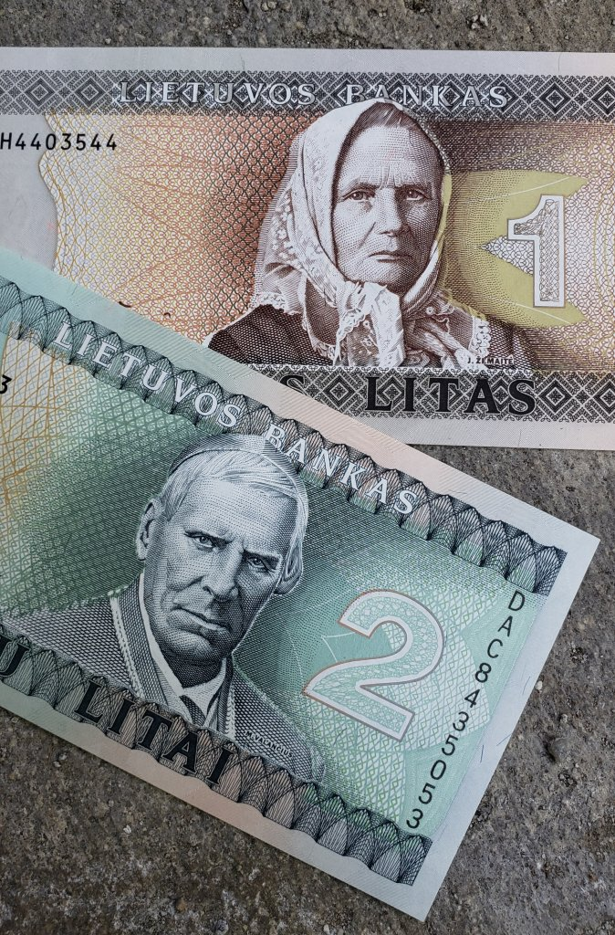 Lithuanian Currency - how much to budget for Vilnius