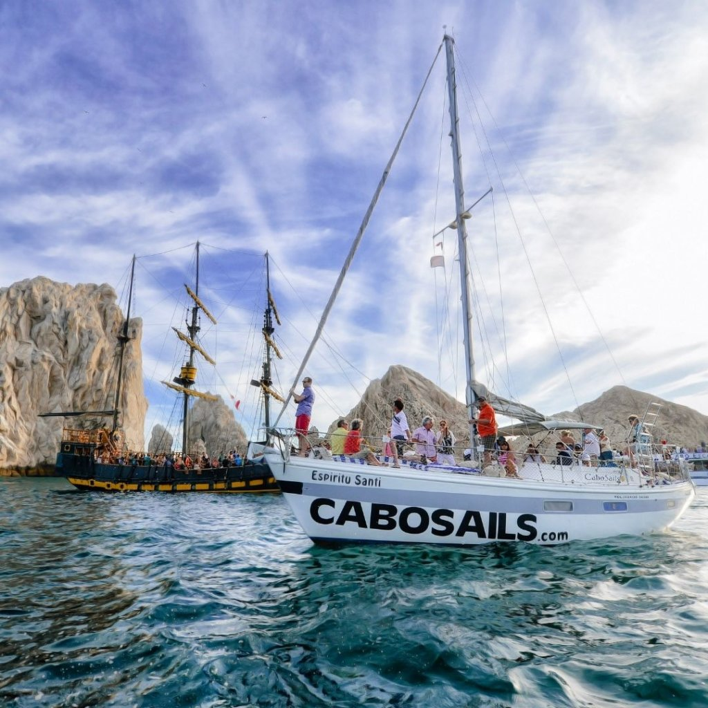 Cancun or Cabo both offer snorkeling and boat trips.