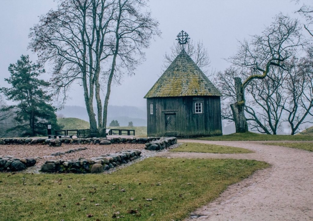 Kernave, Lithuania - an underrated place to visit.