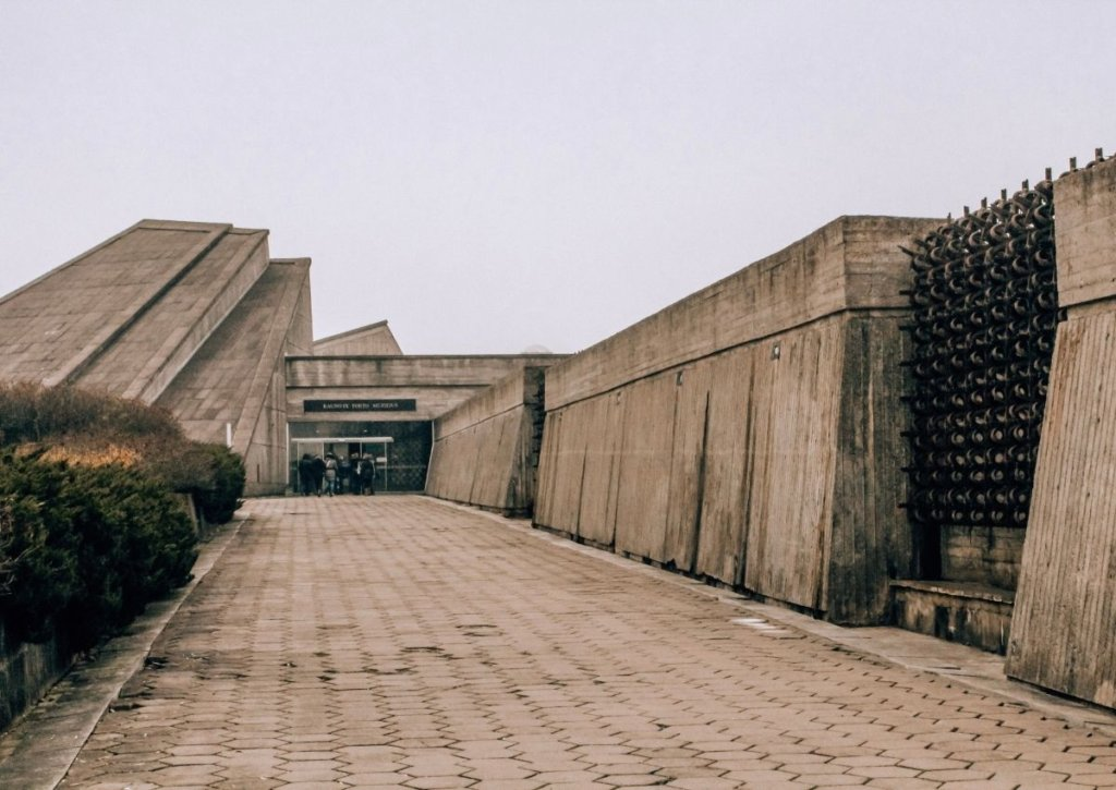 The Ninth Fort - a museum of great importance.