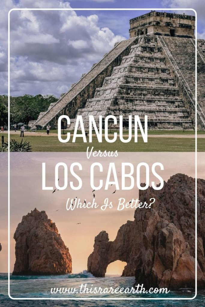 Cancun vs Cabo - Which is Better? Deciding between Cancun vs Cabo for vacation? Here is everything you need to choose the best destination for YOU - Cancun or Los Cabos.