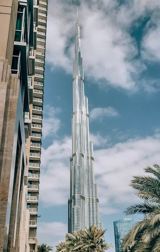 Reasons to Visit Dubai - the tallest building in the world.
