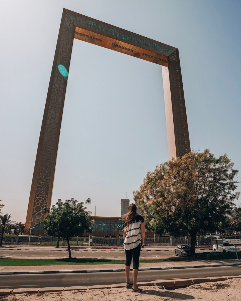 Reasons to Visit Dubai - new sculptures around the city.