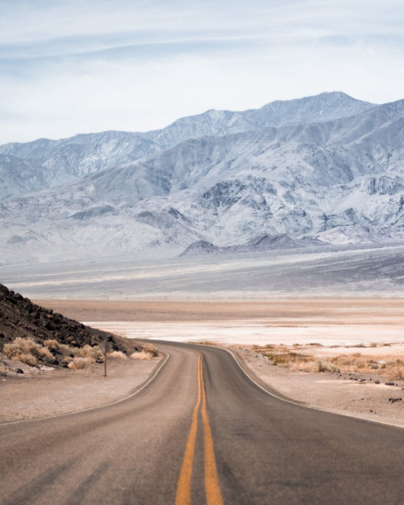 Death Valley is the hottest place on earth - Unique Things to Do in California.